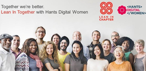 Hants Digital Women Celebrate International Women's Day March 2019
