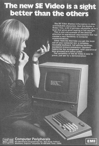 EMI ad (1970s)