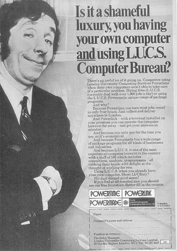 Powertime ad (1970s)
