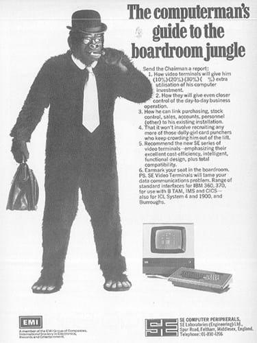 SE ad (1970s)
