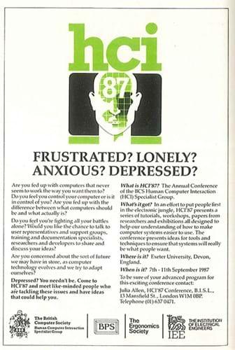 HCI '87 ad (1980s)