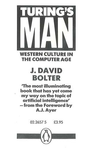 Turing's Man ad (1980s)