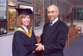 Jacqueline Bootle and Rajan Anketell