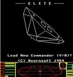 Elite Computer Game