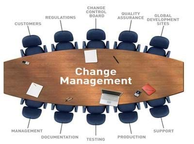 Enterprise change management brings all stakeholders together