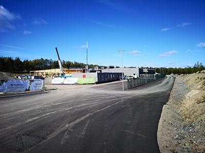 Falun data centre