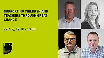 Webinar: Supporting children and teachers through great change